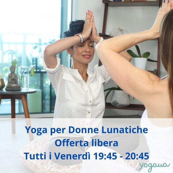 Yoga per Donne Lunatiche